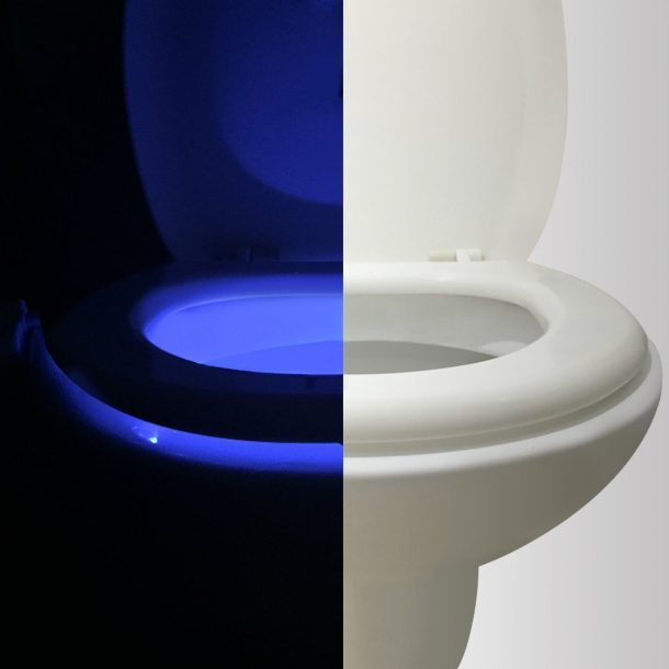 Ailun Motion Activated Led Toilet Night Light 14 99