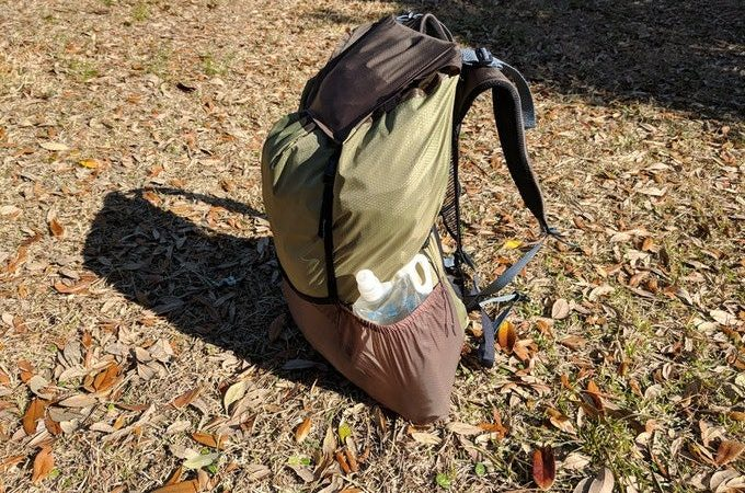 This One Pound Backpack Turns Into A Tent