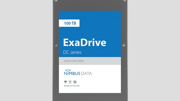 Nimbus Unveils The World's Largest SSD With A Capacity Of 100 TB