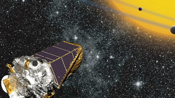 Kepler Space Telescope nears the end of its life