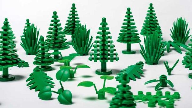 Lego Is Launching Plant-Based Plastic Bricks In 2018