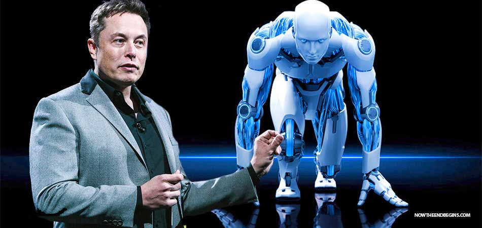 Artificial intelligence Musk