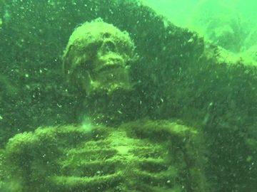 underwater discovered