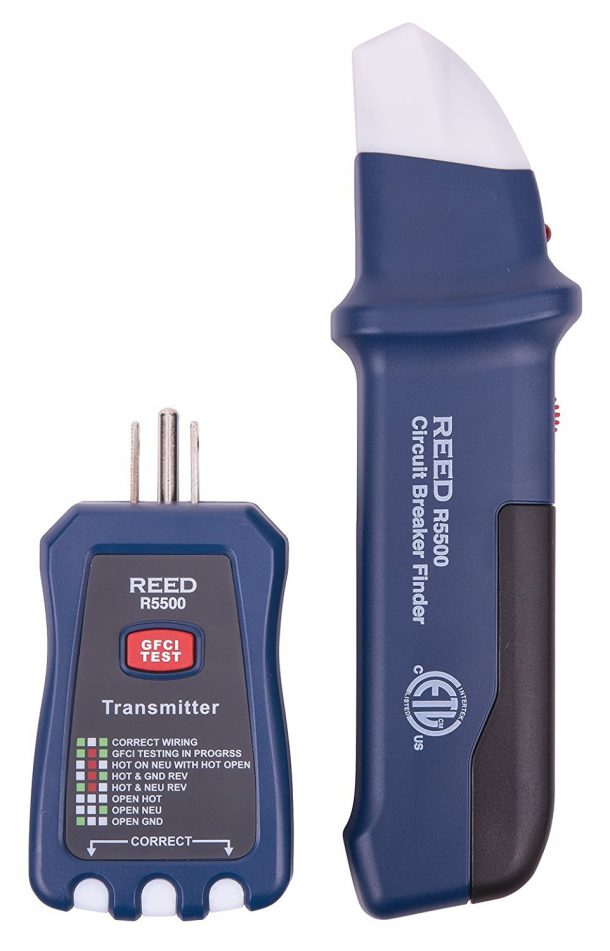 Reed Instruments Circuit Breaker Finder