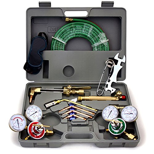 ARKSEN Gas Welding and Cutting Torch Kit