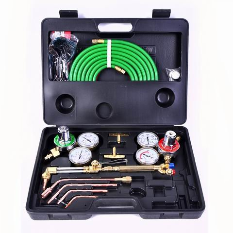 Toolsempire Gas Welding and Cutting Torch Kit