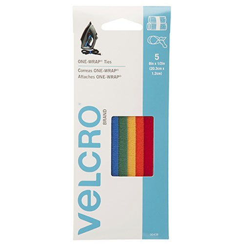 VELCRO Brand Self-Gripping Reusable Cable Ties