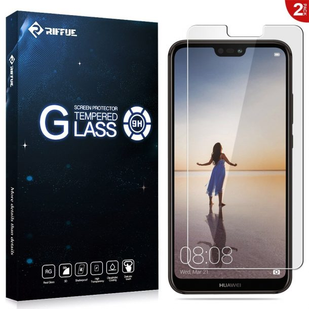 RIFFUE Tempered Glass