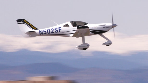 Sun Flyer 2 Electric Plane Completes Its Maiden Flight Successfully