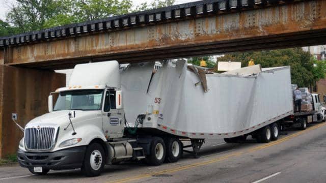 bridge truck