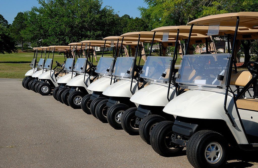 golf cart discovery bay