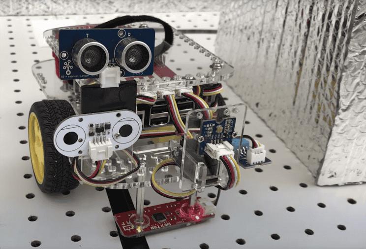 honeybot robot