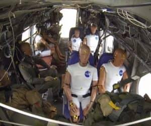 NASA crash dummies
