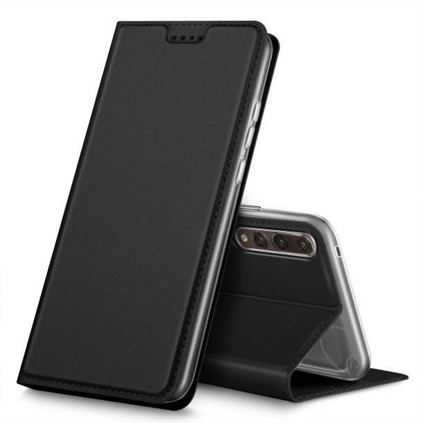 KuGi Ultra-thin DD style PU Cases for Huawei P20 Pro