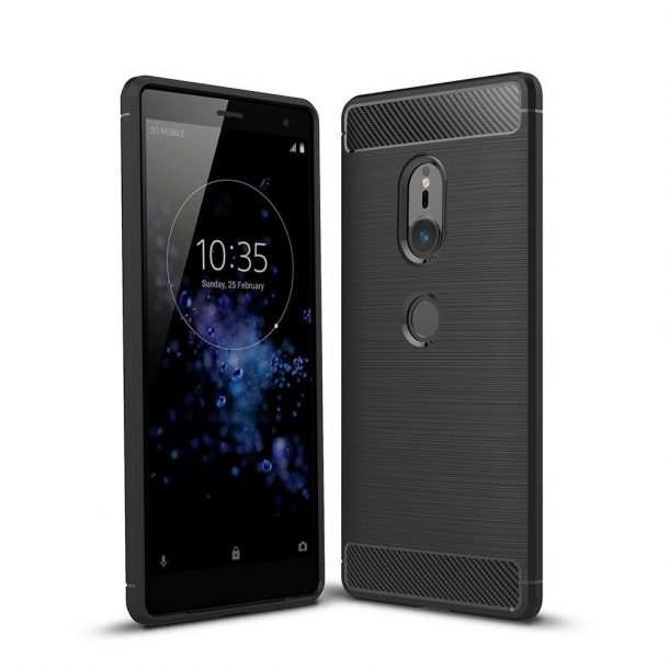 AVIDET Shock-Absorption Case Cover for Sony Xperia XZ2 Premium