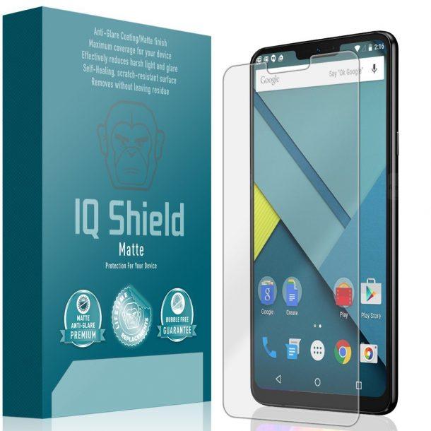 IQ Shield Matte Anti-Glare Screen Protector