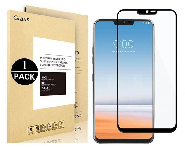 Vigeer Tempered Glass Screen Protector for LG G7 ThinQ