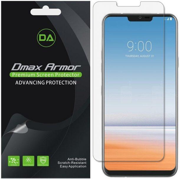 Dmax Armor Anti-Glare & Anti-Fingerprint Screen Protector for LG G7 ThinQ