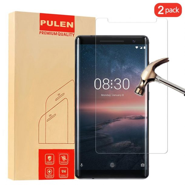 PULEN 9H Hardness Tempered Glass Screen Protector