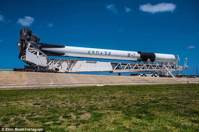 SpaceX Is Preparing To Launch Its First Block 5 Falcon 9 Rocket