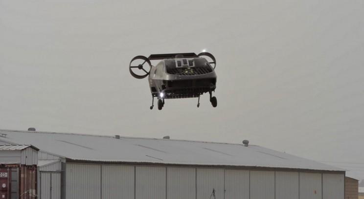 cormorant drone