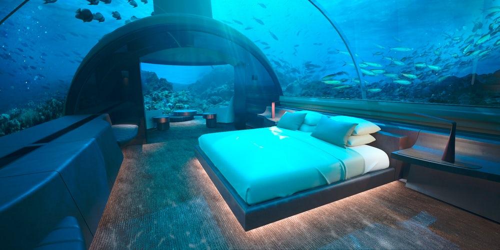 muraka undersea villa