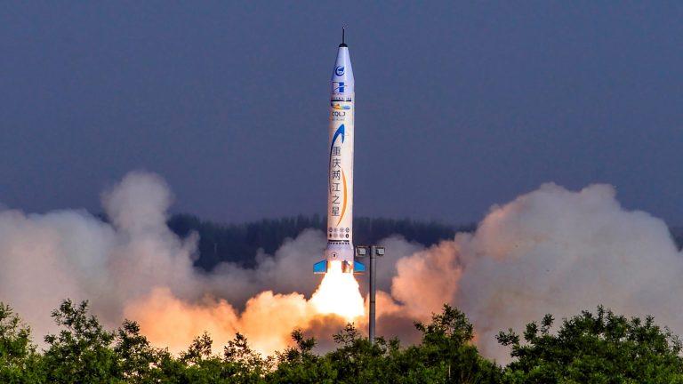 onespace china rocket