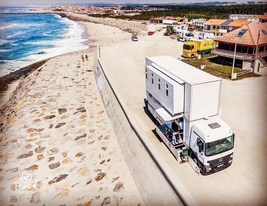 truck surf motor-home
