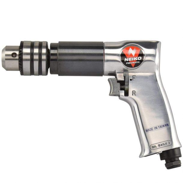 "Neiko 30083A 1/2"" Reversible Pneumatic Air Drill"
