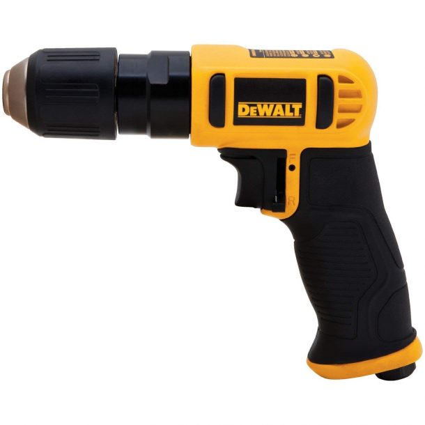 DEWALT DWMT70786L 3/8-Inch Reversible Air Drill