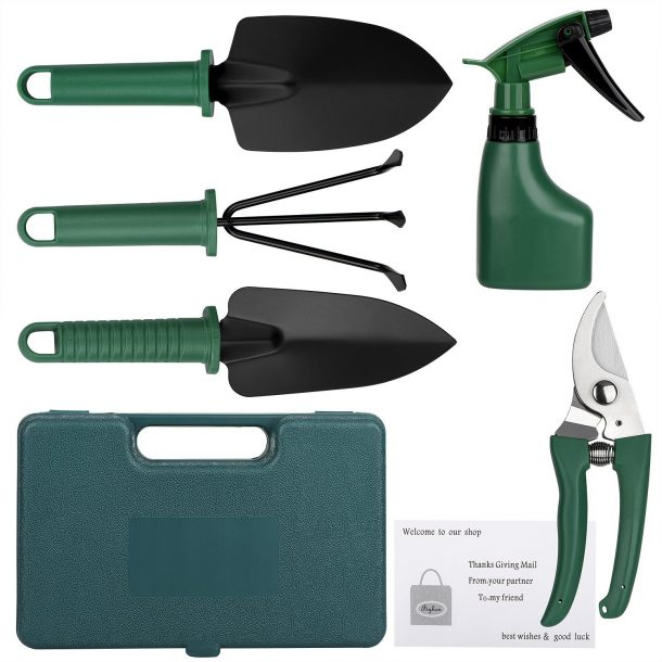 10 Best Home Gardening Tool Kits