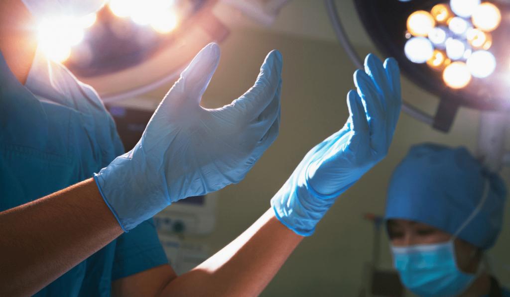 bacteria killing gloves