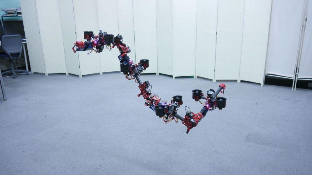 dragon drone robot