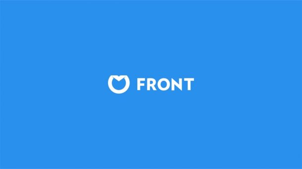 front startup