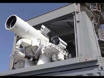 laser gun china