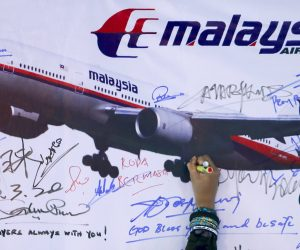 Malaysian Airline m370