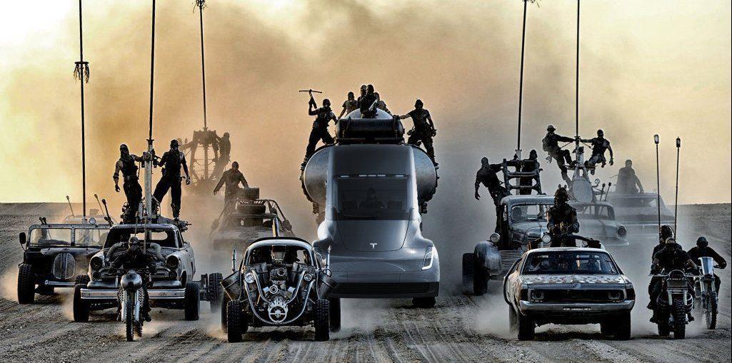 Tesla Mad Max Mode