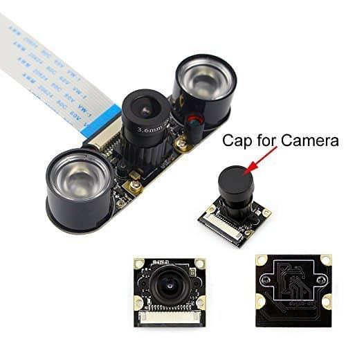 Best Cameras For Raspberry Pi 1