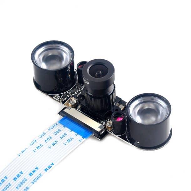 Best Cameras For Raspberry Pi 3