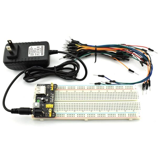 HJ Garden Electronic Component Power Supply Module for Arduino UNO