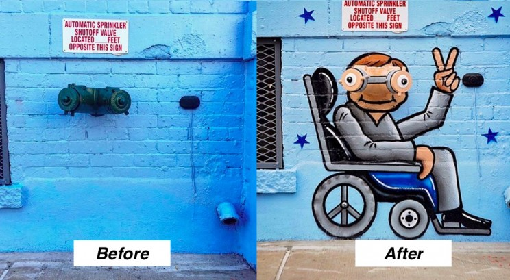 street art tom bob