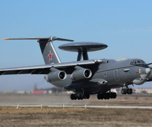 Beriev A-50U plane