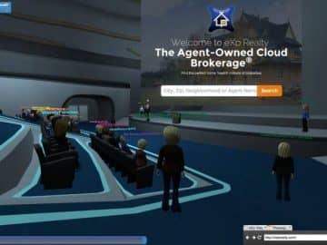 virtual real estate eXp Realty