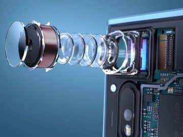 sony latest 48-megapixels camera sensor