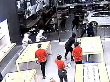 apple store thieves