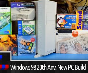 windows 98 computer