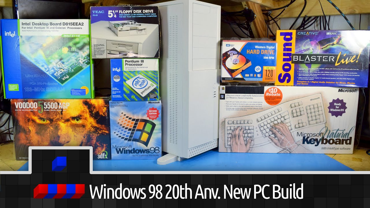 windows 98 computer
