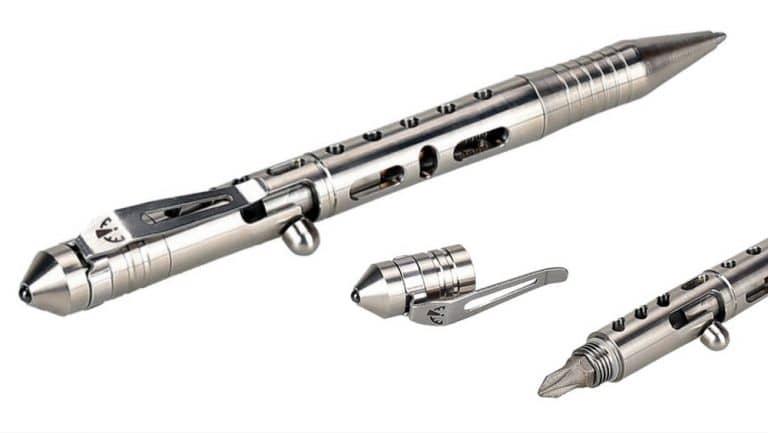zerohour tactical pen Apex Bolt