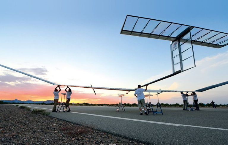 airbus drone zephyr