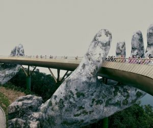 bridge Ba Na hills